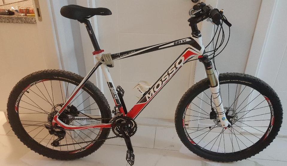 Mosso 681 Xc Xt dağ bisikleti acil satılık ucuz fiyat !