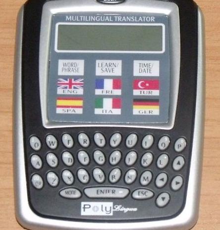 6 dilde elektronik sözlük sadece 20 lira