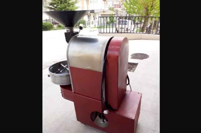 çekirdek kahve kavurma makinesi