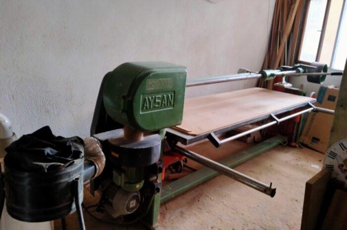 ikinci el palet zımpara makinesi